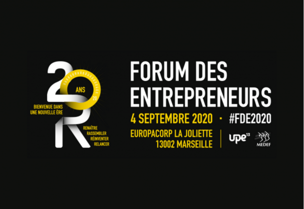 UPE 13 - 20 TH EDITION OF THE ENTREPRENEURS' FORUM